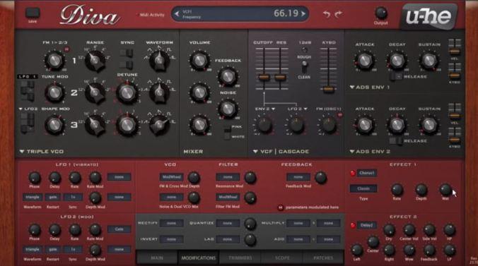 The audio blog of lars lentz techniques and methods of - U he diva ...