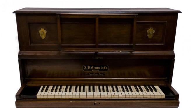 ships piano jb cramer